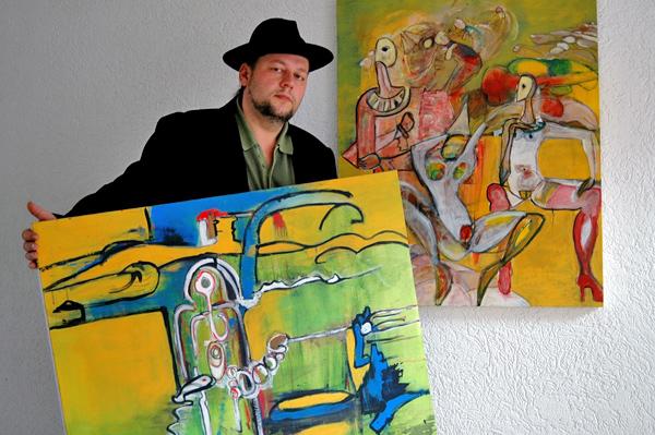 kunstausstellungen op zentrum orthopaedie chirurgie